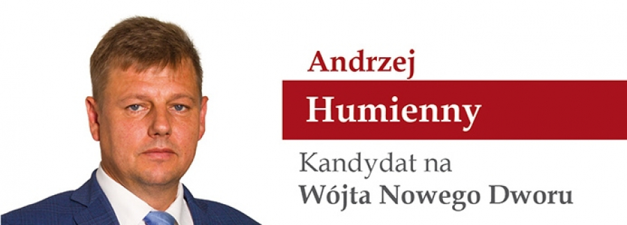 Spot Wyborczy 2018 Andrzej Humienny Kandydat Na Wójta Gminy